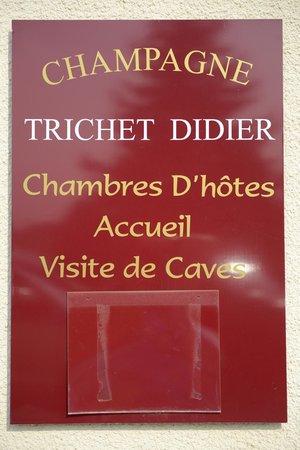 Chambres d'Hotes Pierre Trichet: Trichet-Didier Chambres d'hotes