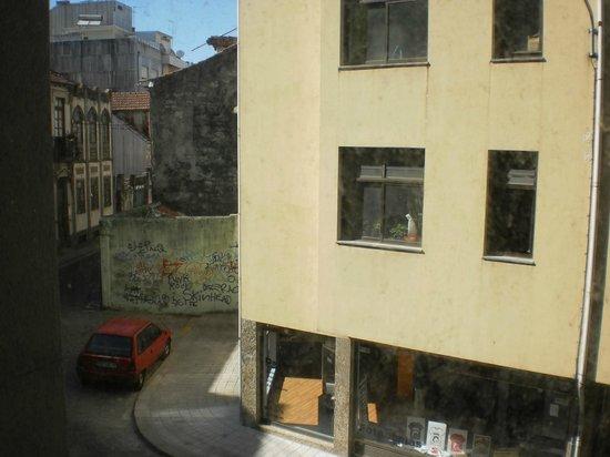 TRYP Porto Centro Hotel: vista desde la habitación