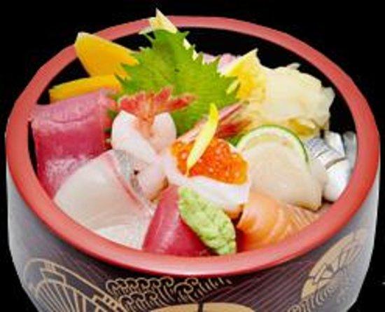Tsukiji Kagura Sushi: セット