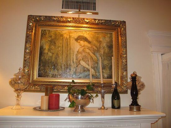 Union Park Dining Room : Mantle