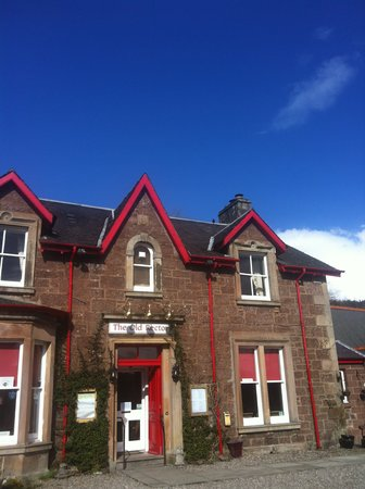 The Old Rectory Inn: A rare sunny day