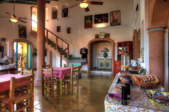 Sayulita Central Hotel Breakfast