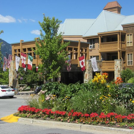 Embarc Whistler: Club Intrawest Whistler