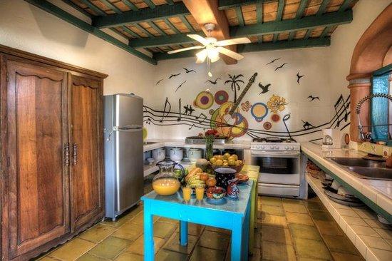Sayulita Central Hotel Kitchen Cocina