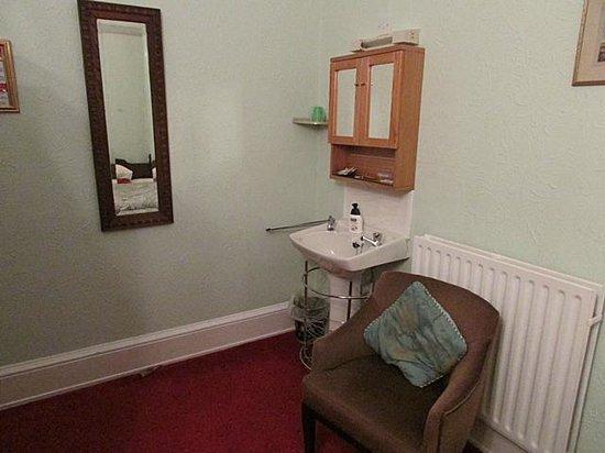 Balmoral Hotel: Pokój nr 2