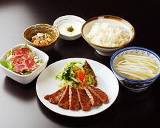Rikyu Japanese Restaurant Sendai