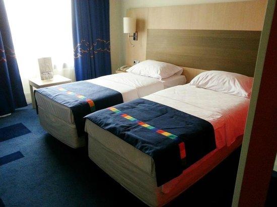Park Inn By Radisson Pulkovskaya: Zimmer 2