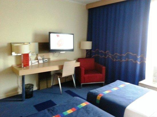 Park Inn By Radisson Pulkovskaya: Zimmer 1