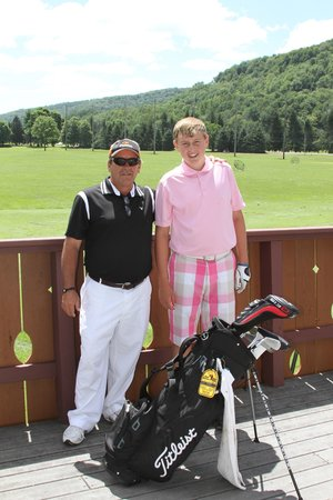 Mel Sole Golf School: My coach and I