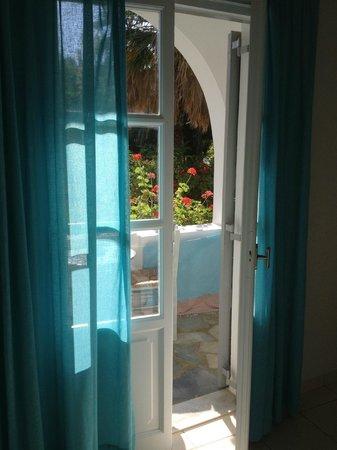 Dionysos Seaside Resort : balcony