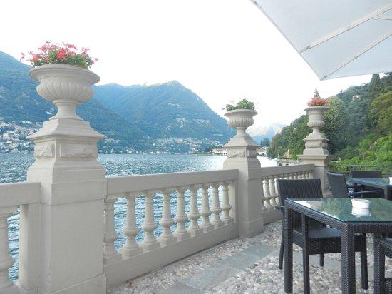 Casta Diva Resort & SPA: vista
