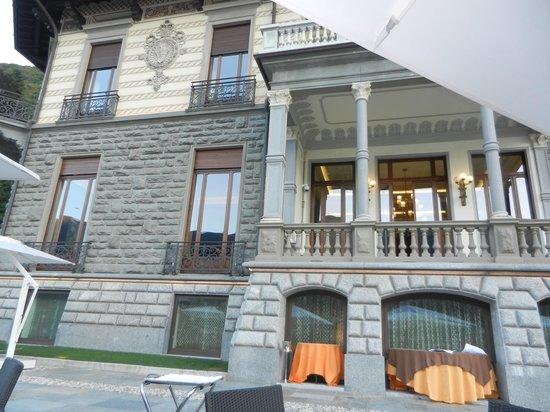 Casta Diva Resort & SPA: facciata