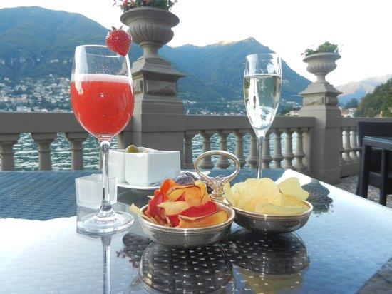 Casta Diva Resort & SPA: aperitivo