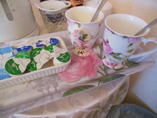 20 Potters Way: Tea/coffee making facilities