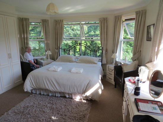 Penaber Bed & Breakfast : Superb bedroom and facilities
