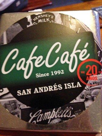 CafeCafe Since 1992: CafeCafe