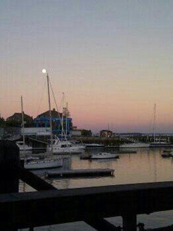 Castine, ME: sunset maine