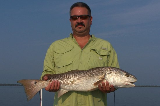 Florida Sightfishing With Capt. Nathaniel Lemmon: Nice red