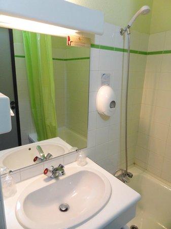 Citotel La Ville en Pierre : Chambres simples