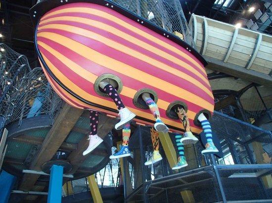 Children's Museum of Phoenix: Wacky