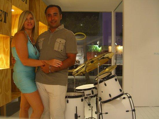 Santos Ibiza Coast Suites: recepcion