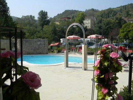 Hotel Terme: piscina