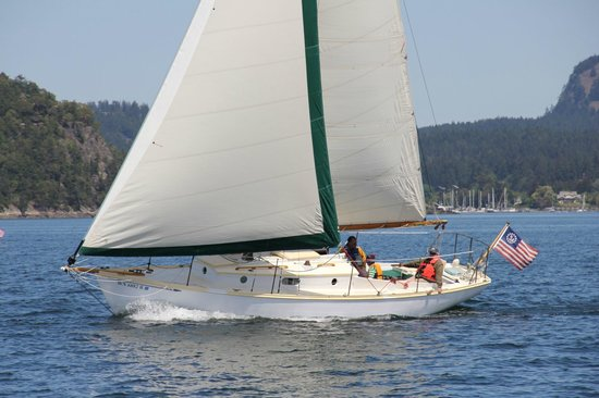 Northwest classic daysailing deer harbor all you need for Northwest classic