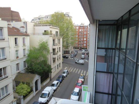 Holiday Inn Paris Montparnasse Pasteur: Vista da Varanda