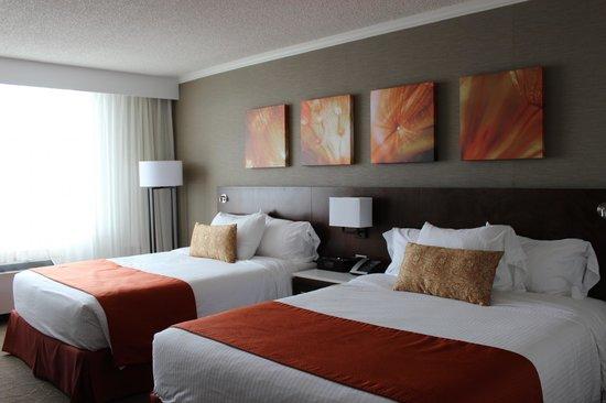 Delta Saguenay Hotel : La décoration est moderne et stylée.