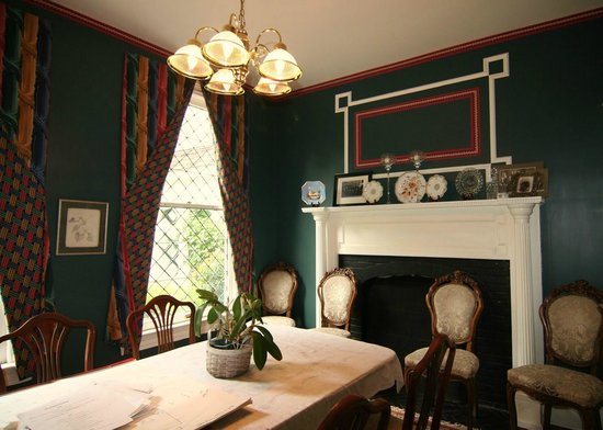 Rose Hill Estate: Breakfast Room