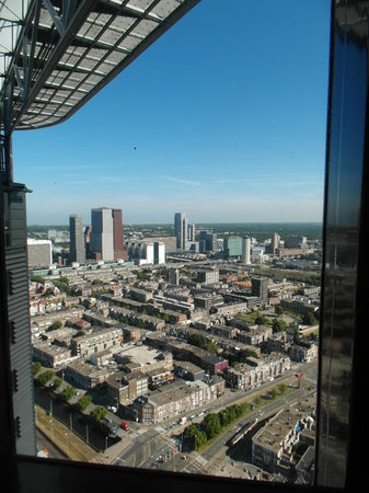 The Hague Tower : View from the 41st floor