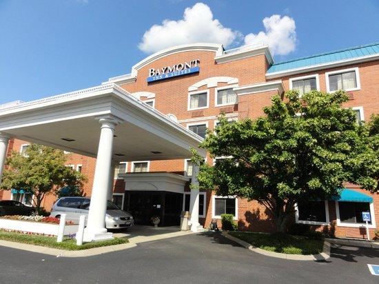 Baymont Inn & Suites Nashville/Brentwood : front
