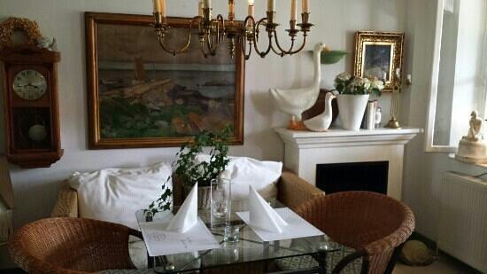 Hotel Godewind GbR: Gaststube