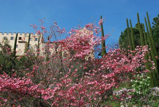 Hotel Kiendl: il castello a Merano a 15 minuti dal Kiendl col comodissimo Bus davanti all'Albergo