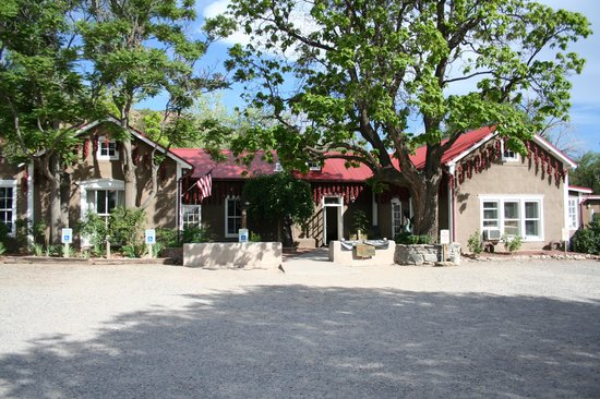 Restaurant And Gift Shop Picture Of Rancho De Chimayo Restaurante