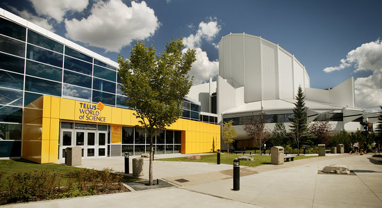 TELUS World of Science - Edmonton