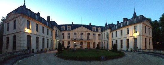 Ermenonville, France : Côté sud