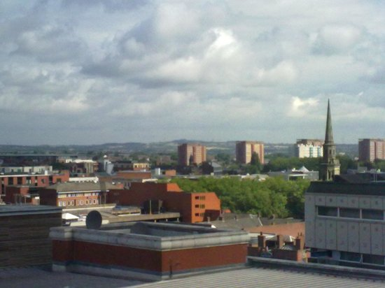 ibis Styles Birmingham Centre: View From Window