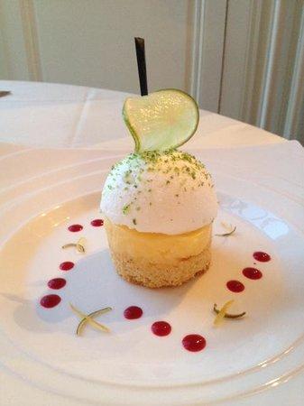 Chateau d'Ermenonville - La Table du Poete : Dessert 2