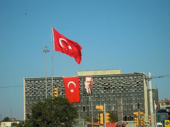 Gezi Hotel Bosphorus: NEAR