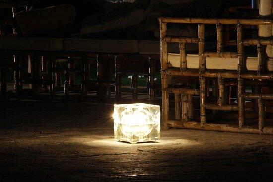 Hotel Della Baia: gioco di luci/light tricks