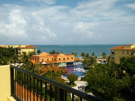 Hotel Marina El Cid Spa & Beach Resort: vista desde nuestra habitación!