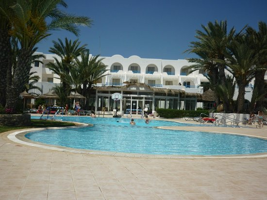 Golf Beach Hotel & Spa: Piscine extérieur