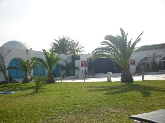 Golf Beach Hotel & Spa: Scène extérieur