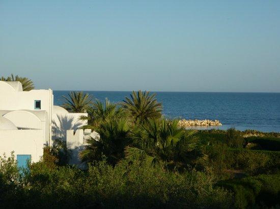 Golf Beach Hotel & Spa: Vue de notre chambre