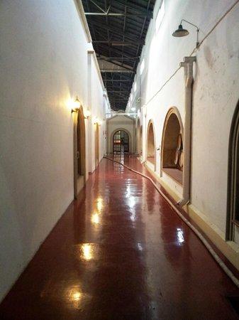 Bodega Luigi Bosca Familia Arizu: Inicio da visita