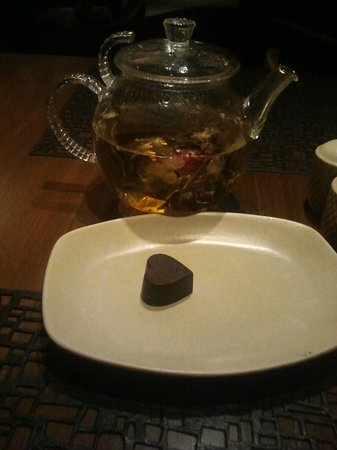 Chap Chay: Chinese Flower tea