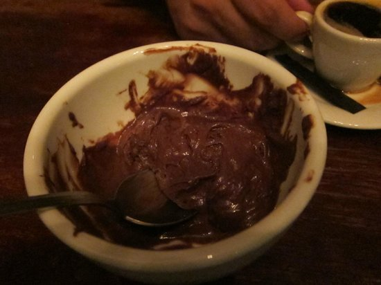 Cinq-Mars : Could NOT GET ENOUGH of the Chocolate Mousse!