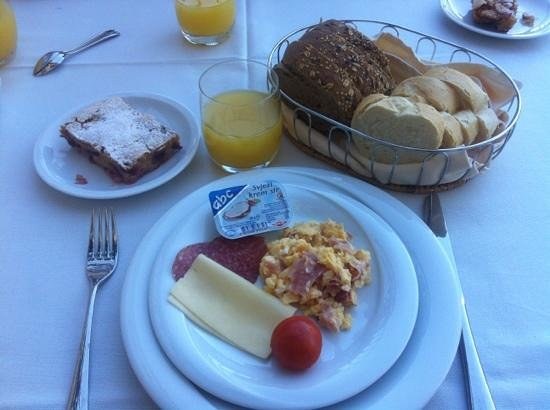 Casa Alice: amazing breakfast