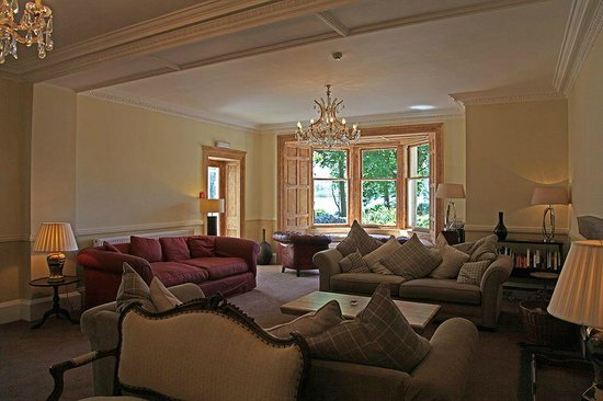Altskeith Country House : Living room